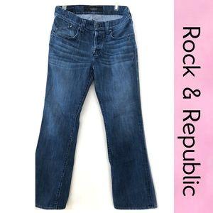 Rock & Republic WOMENS Jeans 34